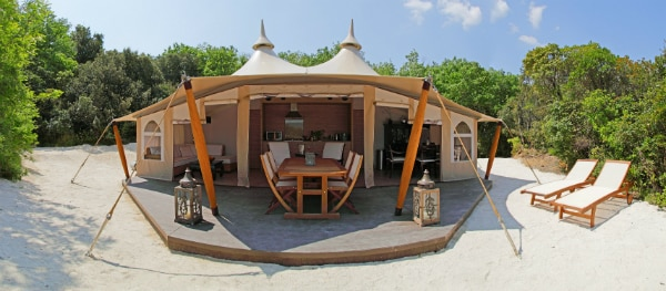 Royallodge op Camping La Valée Verte