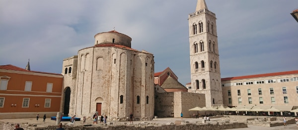 St. Donatuskerk in Zadar
