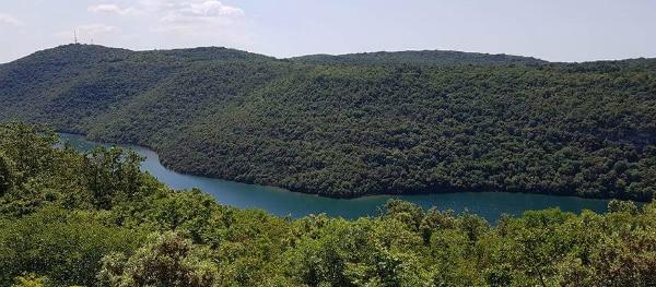 Limfjord - Bezienswaardigheden in Istrië