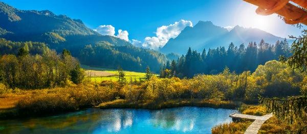 meer Slovenië