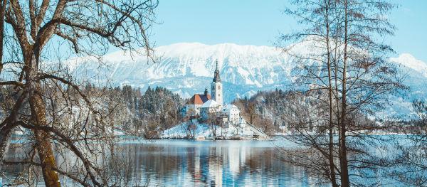 winter Slovenië