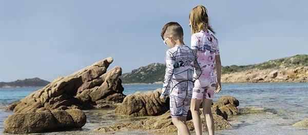 UV-werende kleding houdt tot 98% van de uv-straling tegen