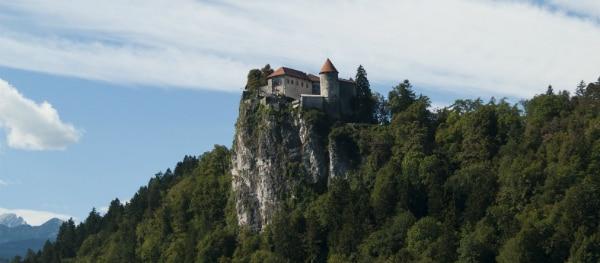 Blesjki Grad - Castle Lake Bled