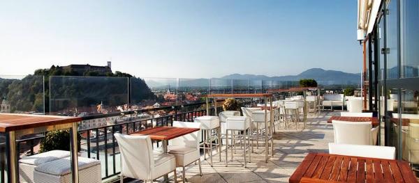 Skyscraper - Ljubljana