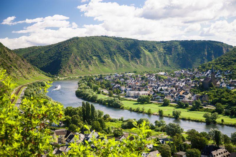 Uitzicht Eifel