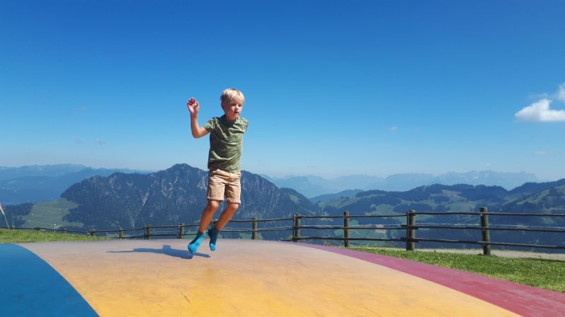 Child friendly holiday Austria