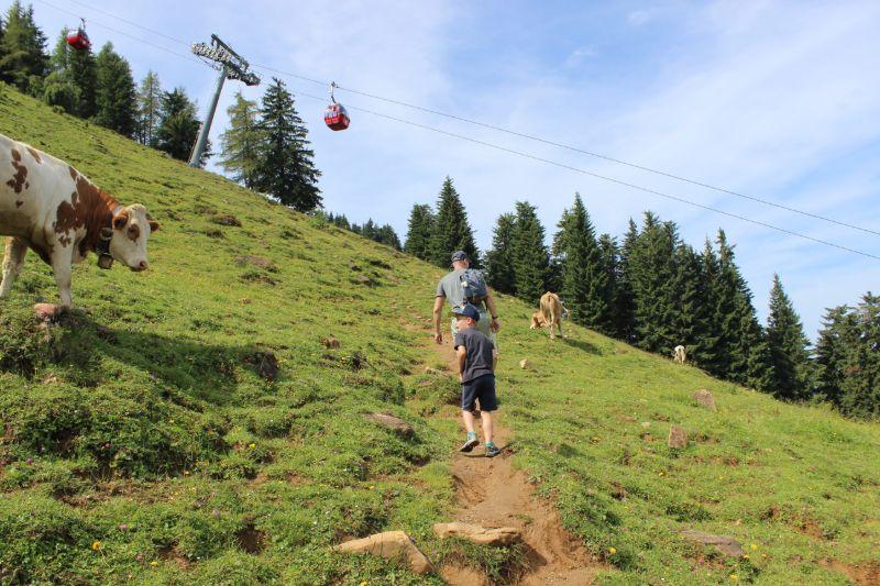 Holiday Austria with children