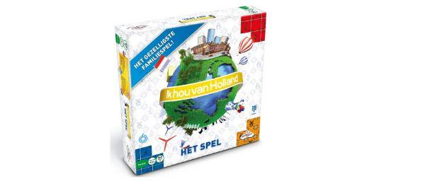 Ik hou van Holland-bordspel