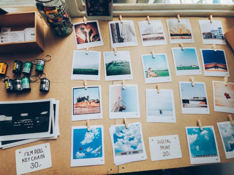 Polaroidfoto's
