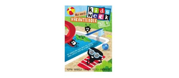 Kidsweek vakantieboek