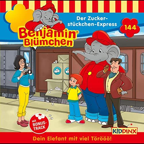 Benjamin Blümchen - der liebe Elefant