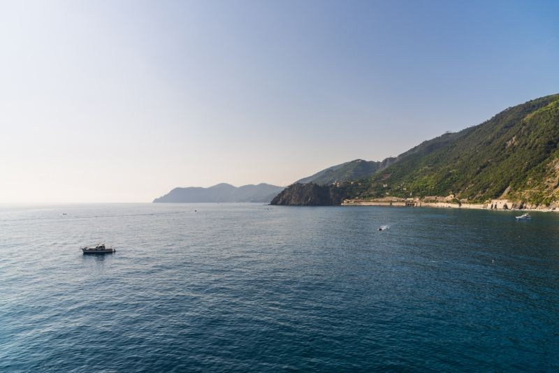 Boottocht Ligurische Zee