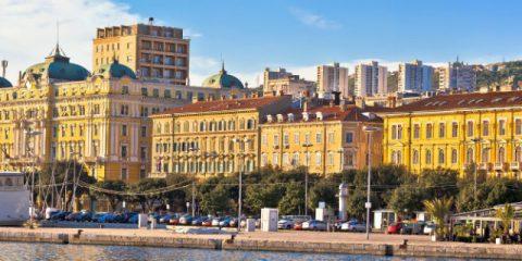 Rijeka, een spannende en veelzijdige stad in Kroatië