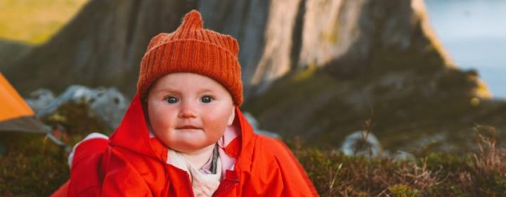 Kamperen met een baby: hoe pak je dat aan?