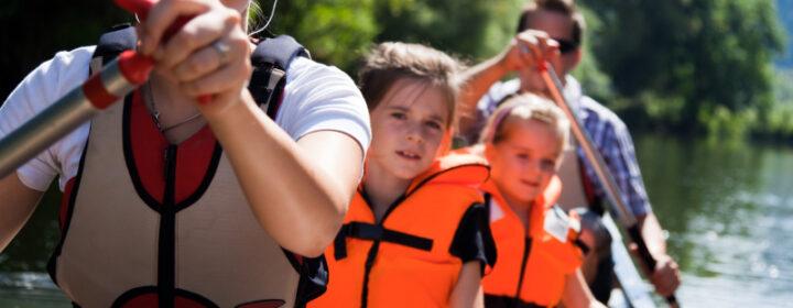 7 leuke watersporten voor kinderen