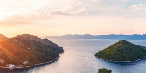 De mooiste eilanden van Zuid-Kroatië
