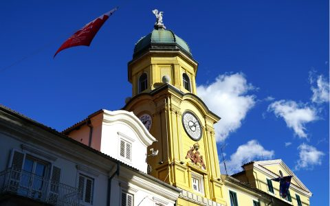 Rijeka stadstoren