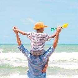 Header Stress im Urlaub