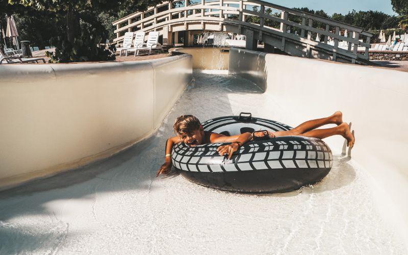 Zwembad Norcenni Girasole