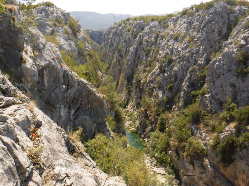 De Cetina-kloof
