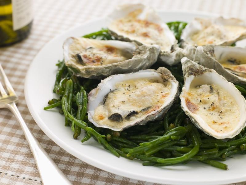 Lokale lekkernijen - oesters