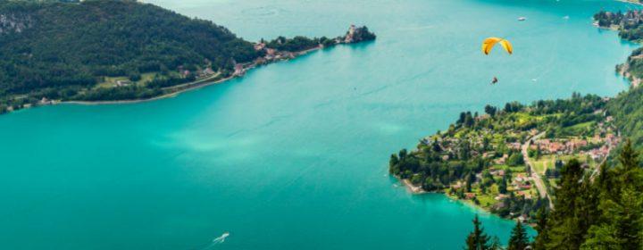 De 10 leukste activiteiten aan het Meer van Annecy