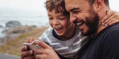 10 handige apps voor een vakantie met kinderen