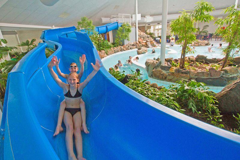 Recreatiepark De Leistert zwemparadijs