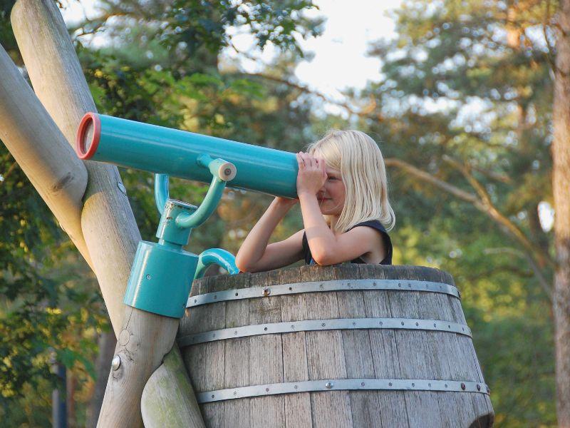 Een vakantie vol speelplezier. Je kunt kinderen vaak geen groter plezier doen.