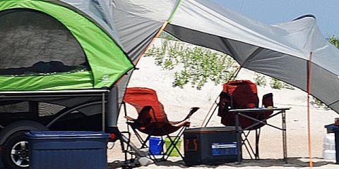 Kamperen in een vouwwagen: de ideale combinatie tussen caravan en tent